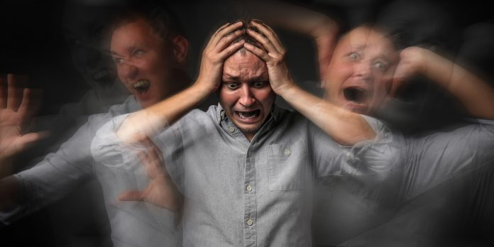 Crise d'Angoisse et Attaque de Panique : homme