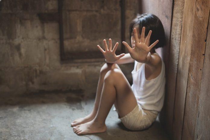 Etat de stress post traumatisme : une petite fille