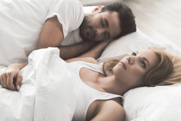 Trouble anxieux généralisé : couple