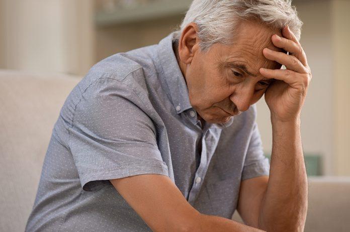 les troubles psychiatriques du sujet âgé : homme