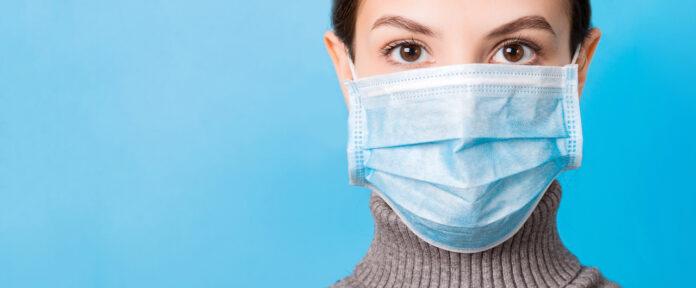 Fake news : masque prive cerveau oxygène