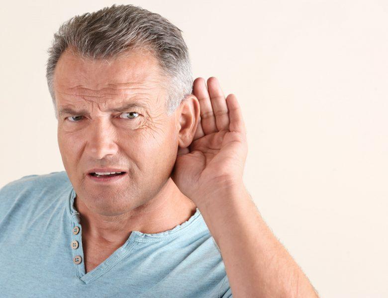 Perte auditive : un tiers des plus de 50 ans ne sont pas diagnostiqués