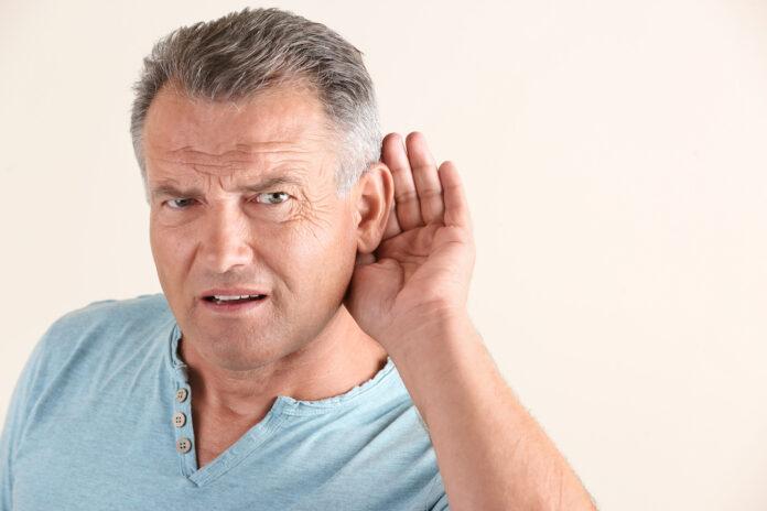 Perte auditive plus de 50 ans