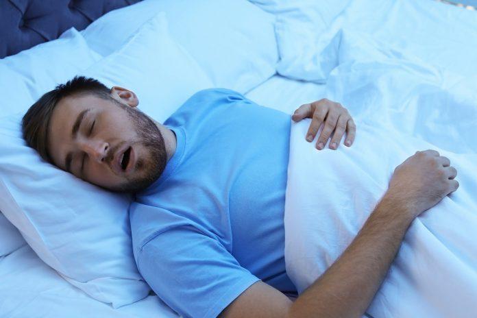trouble du sommeil : apnée du sommeil