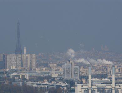 Pollution de l'air en Europe : Paris à la 7e place
