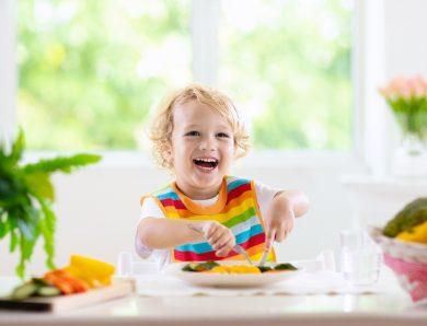 Nutrition : de nouvelles recommandations  pour les enfants