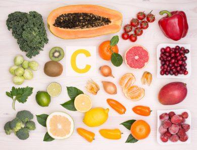 Nutrition : Les fruits et légumes les plus riches en vitamine C