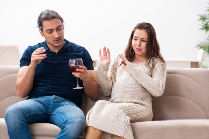 Les méfaits du tabac et de l'alcool sur la grossesse