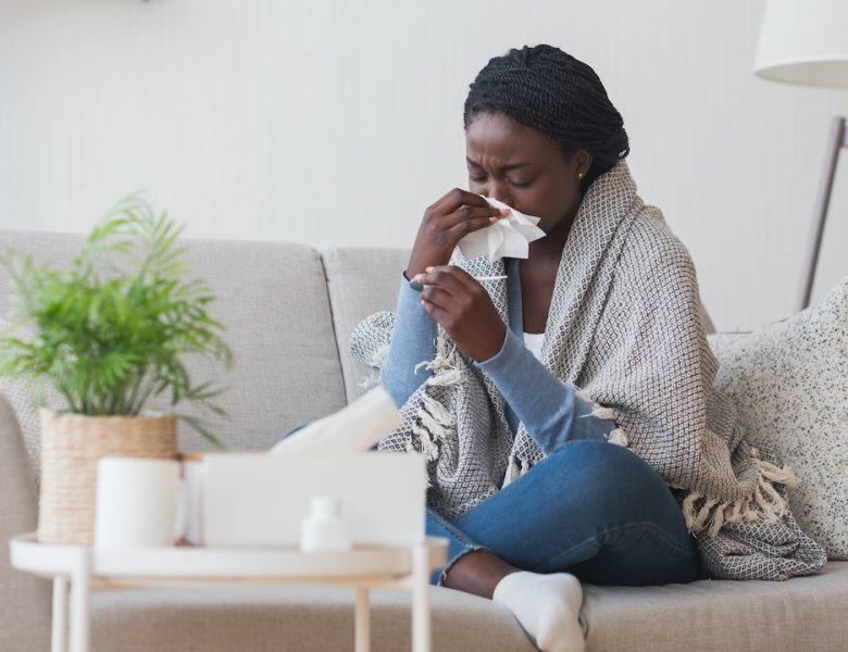Covid-19 : effondrement des virus hivernaux