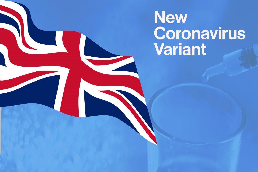 Variant VOC 202012/01 : Nouveau covid