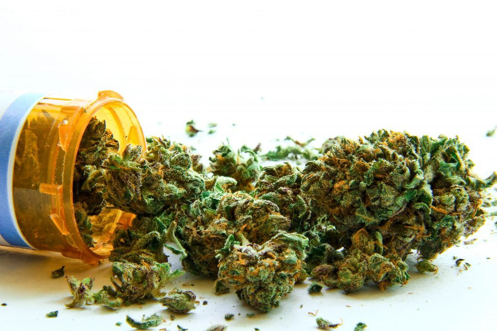 Cannabis : petite boule