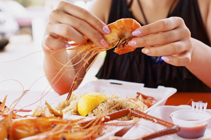 Fruits de mer : Êtes-vous allergique ?