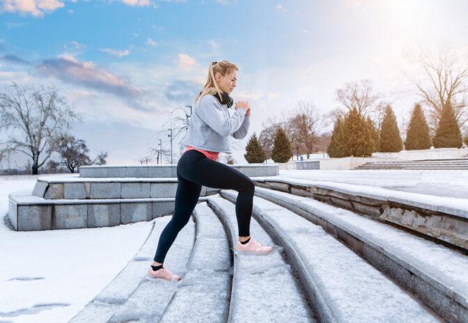 Activité physique : 150 à 300 minutes d'exercice par semaine