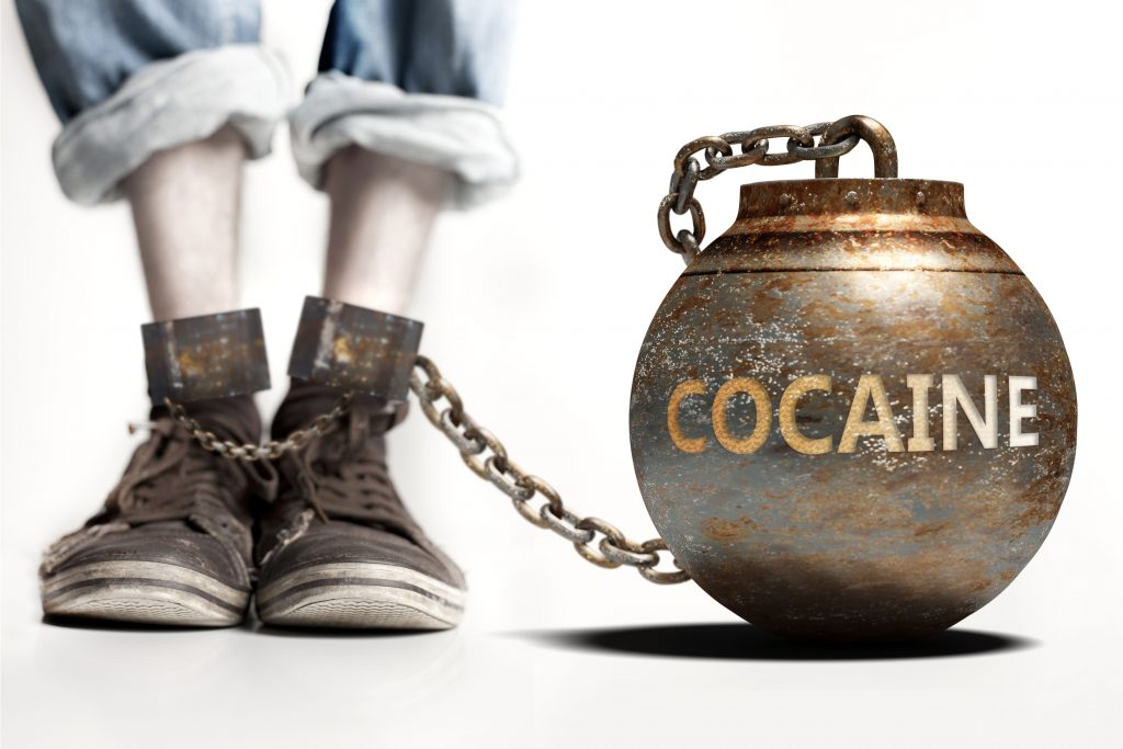 cocaine : dependance