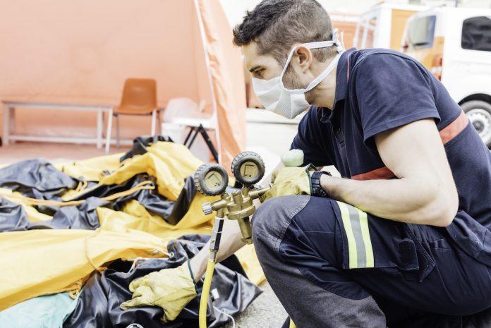 Covid-19: pompiers et aides à domicile de plus de 50 ans vaccinés