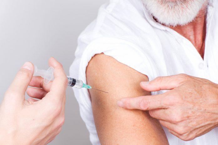 Le vaccin Moderna est administré en France