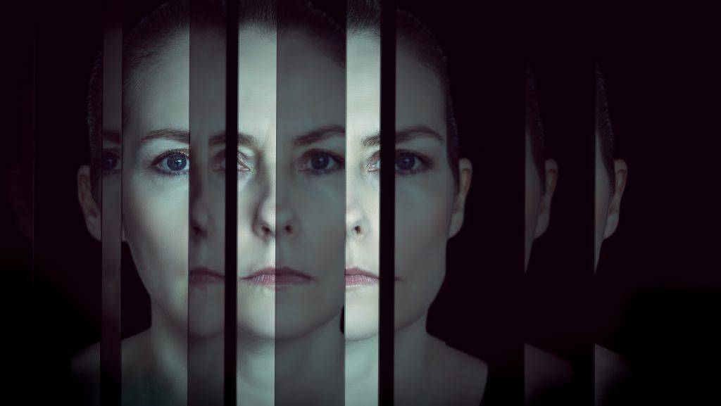 Schizophrénie : femme