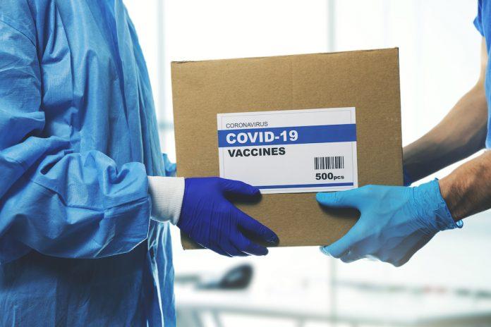 Vaccin AstraZeneca : les doses livrées la semaine prochaine