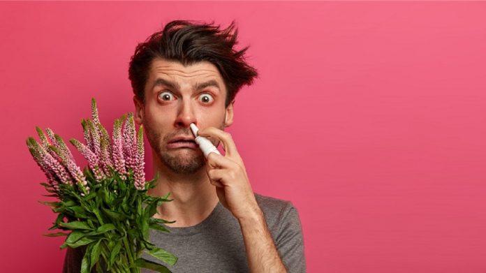 Quels sont les signes d'une allergie ? yeux rouges