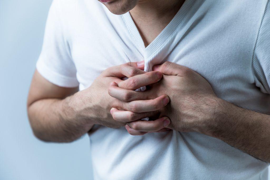 Insuffisance Cardiaque : coeur serré