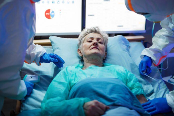 Covid long : un tiers des patients sont hospitalisés de nouveau