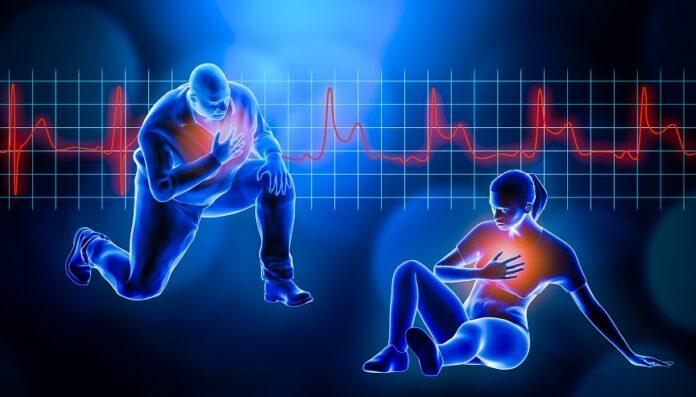 Détresse respiratoire aiguë : homme et femme