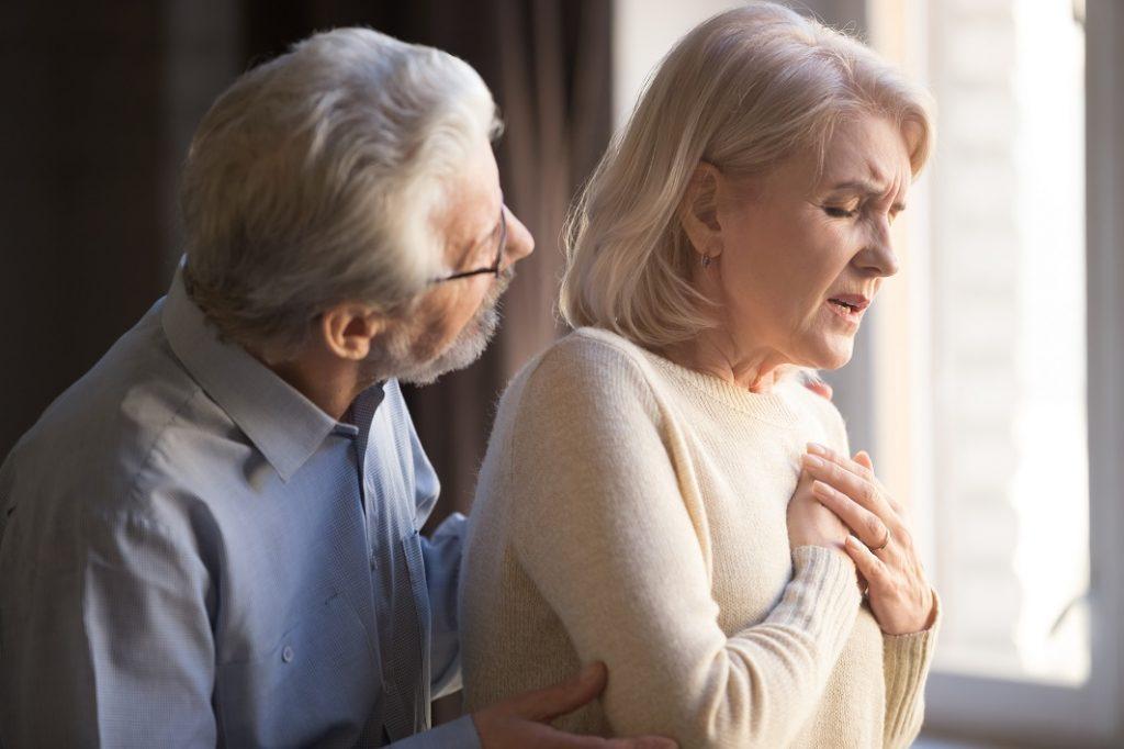 maladies cardio vasculaires femme