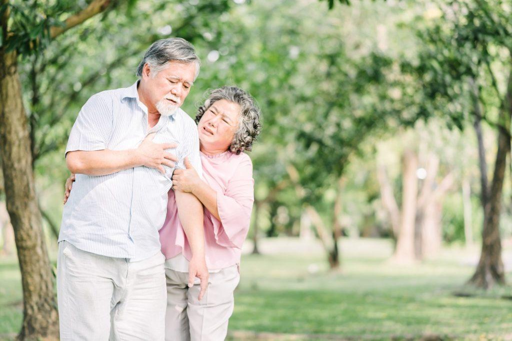 maladies cardio vasculaires homme