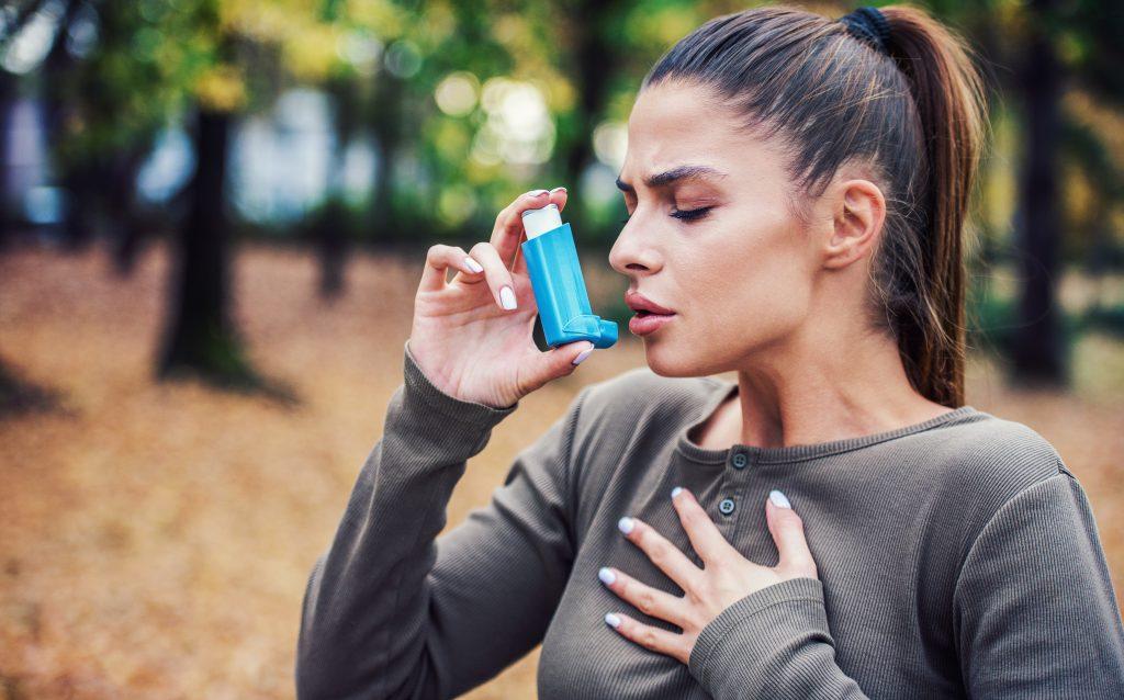 Asthme sportive