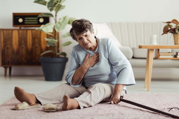 Accidents domestiques seniors FEMME