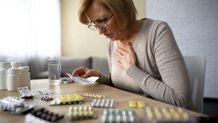 Intoxications Medicamenteuses femme