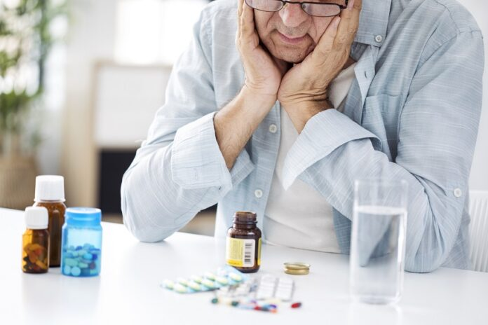 Intoxications Médicamenteuses homme