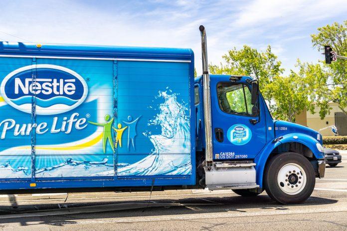 Nestlé reconnaît que 60% de ses produits ne sont pas bons pour la santé