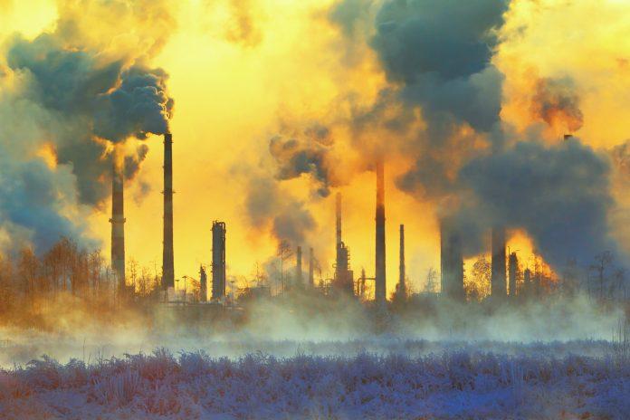 Pollution de l'air possible amende pour l'État