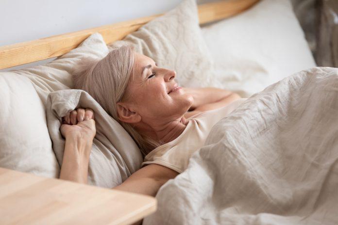 Sommeil des seniors : 3 conseils pour bien dormir